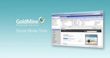 GoldMine: Social Media Integration