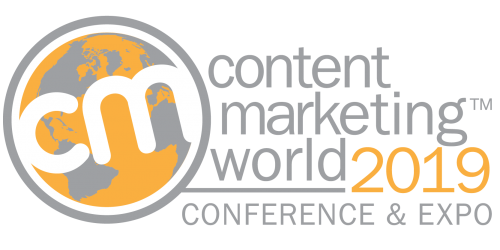 Content Marketing World 2019 logo