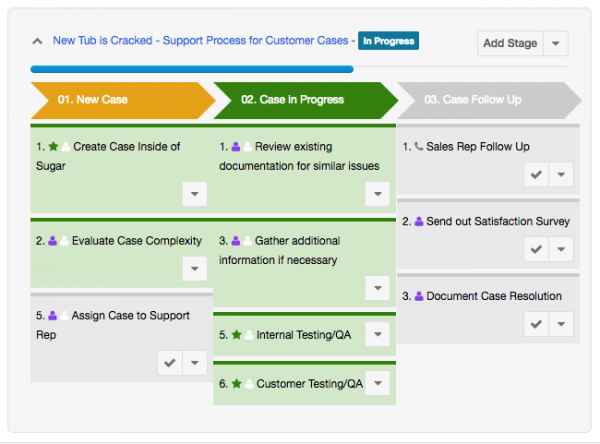 Support Case Process