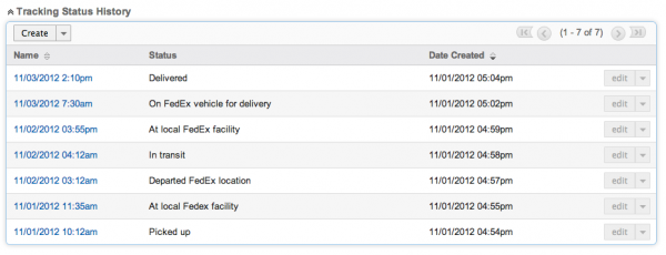 FedEx Shipping Integration with SugarCRM   W-Systems