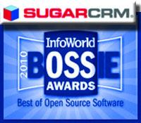 Sugar 6 Wins Bossie Award and User Acceptance.