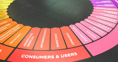 Consumers and users graphics