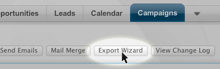 Export Wizard for Campaigns