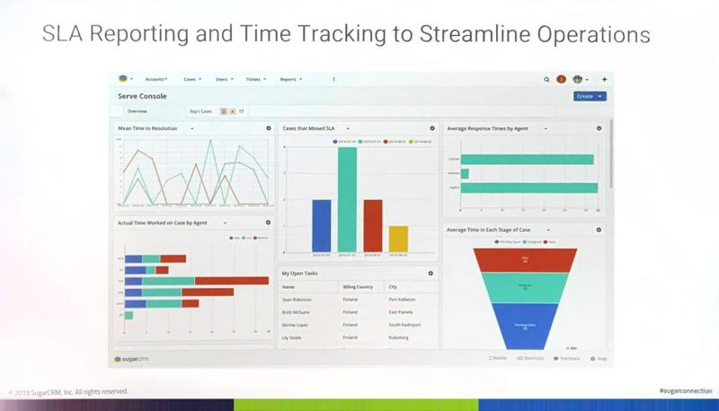 SLA Reporting and Time Tracking picture