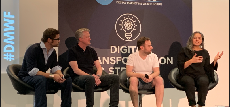 Speakers at DMFW Global 2019