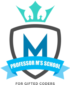 Professor M's School of Gifted Coders sigil