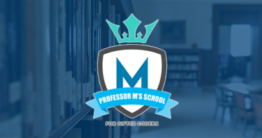 Professor M's School for Gifted Coders sigil