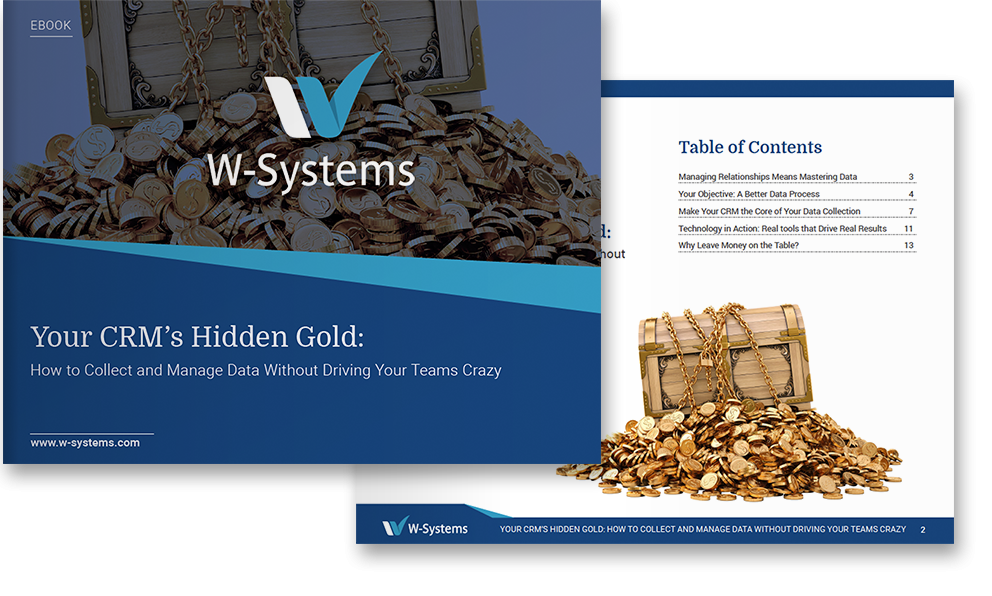 Your CRM's Hidden Gold eBook Cover and Preview