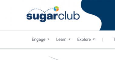 The new Sugar Club provides the same information-rich content with an extra dose of engagement.