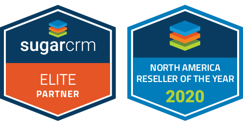 W-Systems is officially 2020 SugarCRM North America Reseller of the Year, but also SugarCRM Elite Partner.