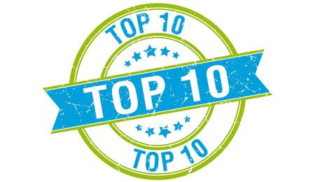 GoldMine Top 10 Worldwide Partner Graphics