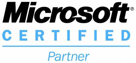 MS Certified Partner Logo