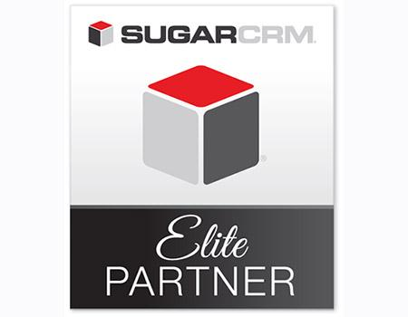SugarCRM Partner Logo 2015 Elite Graphics