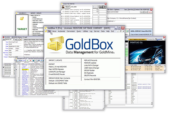 GoldBox for GoldMine multiple screenshots  image