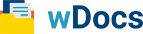 wDocs: Sugar Document Automation Logo