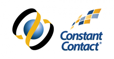 Constant Contact and GoldMine logos