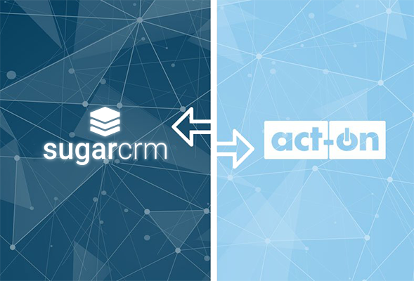 Automatic Synchronization Between Act-On and SugarCRM