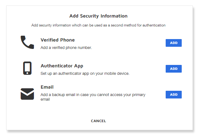DocuSign security two factor authentication 2fa