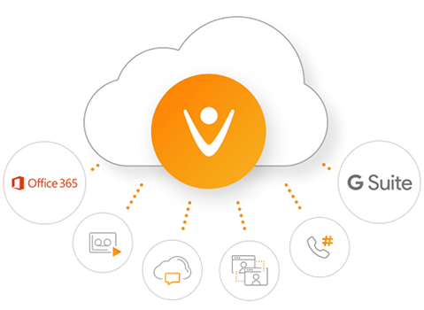 Vonage graphics