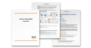 Amazon QuickSight User Guide