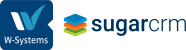 W-Systems SugarCRM logos