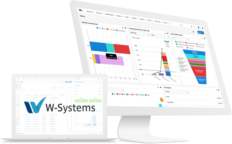 W-Systems SugarCRM Elite Partner