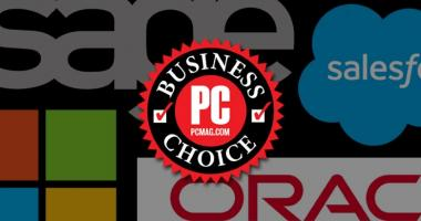 PCMag Business Choice Awards - CRM
