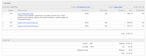 Custom SugarCRM and Xero Accouting Software Integration   W