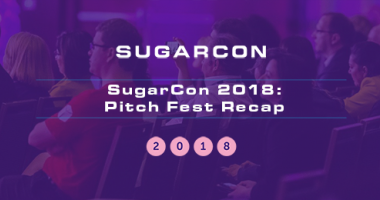 People attending SugarCon 2018