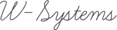 W-Systems signature