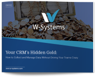 Managing Your Interactions Data in Your CRM eBook cover