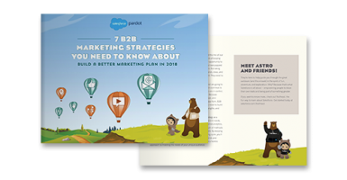 7 B2B Marketing Strategies You Need to Know About ebook cover