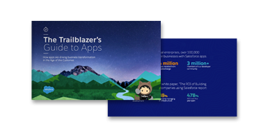The Trailblazer's Guide to Apps ebook cover